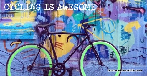Cycling is awesome