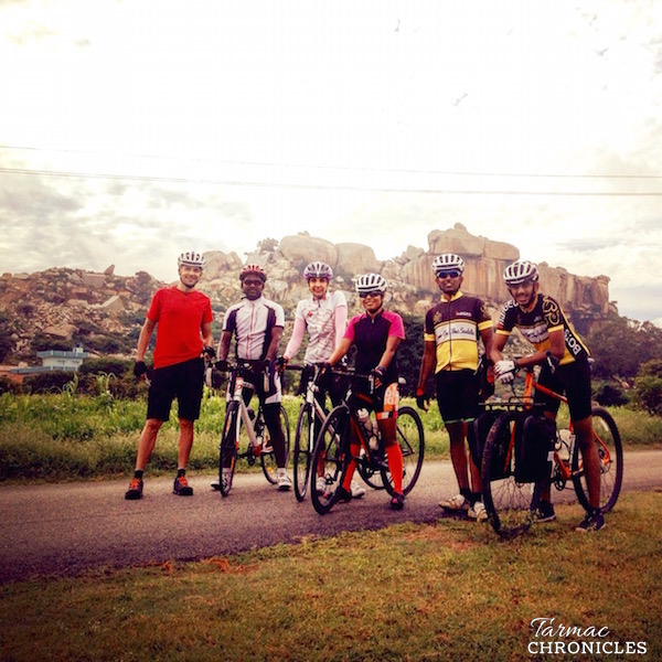 Tarmac Chronicles - road riding in Bangalore