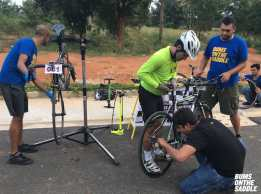 Supporting the local road cycling culture in Bangalore City - BUMSONTHESADDLE Mechanic and service support