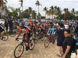 Bicycle Racing in Bangalore City