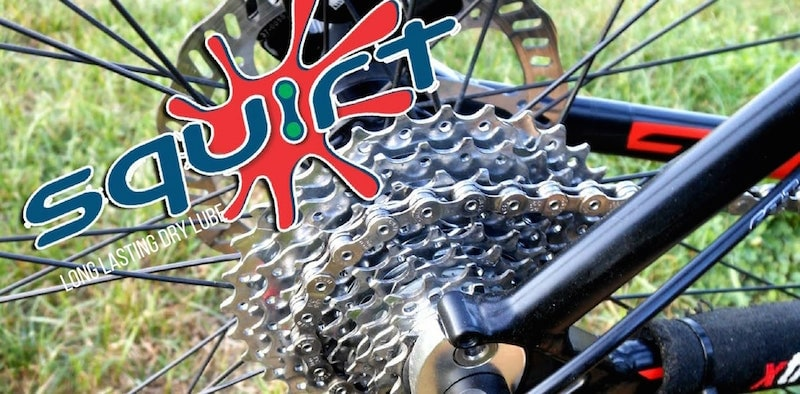 Squirt bicycle chain Lube | Bangalore online purchase