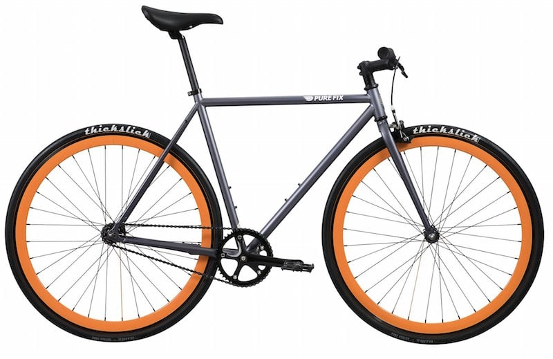 Pure Cycles Original - Fixed Gear Hybrid | BUMSONTHESADDLE