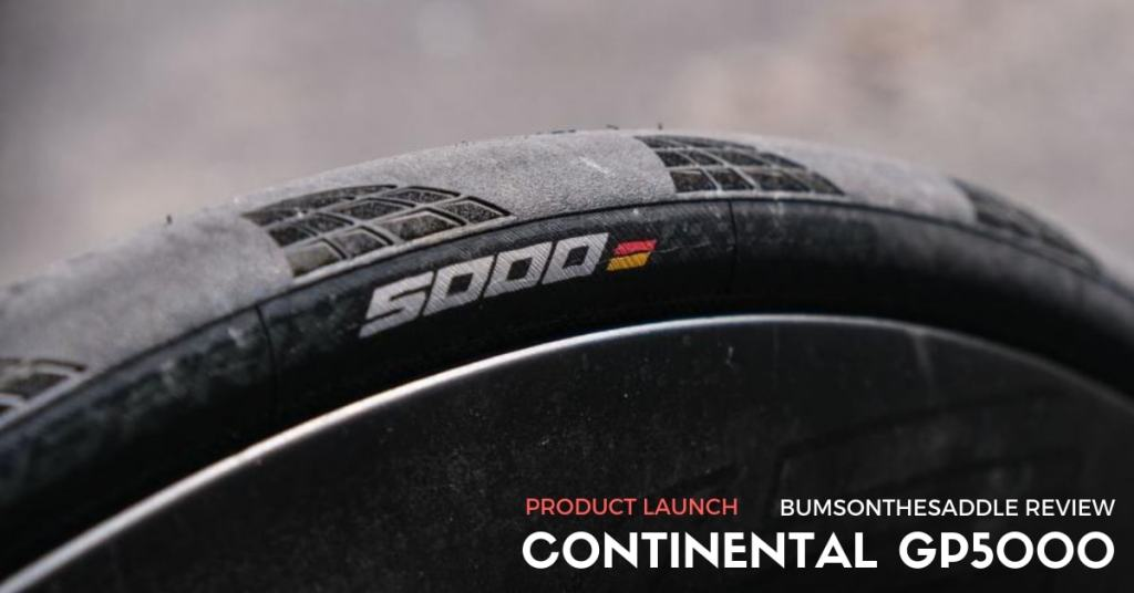 201812 - Continental GP5000 | BUMSONTHESADDLE India