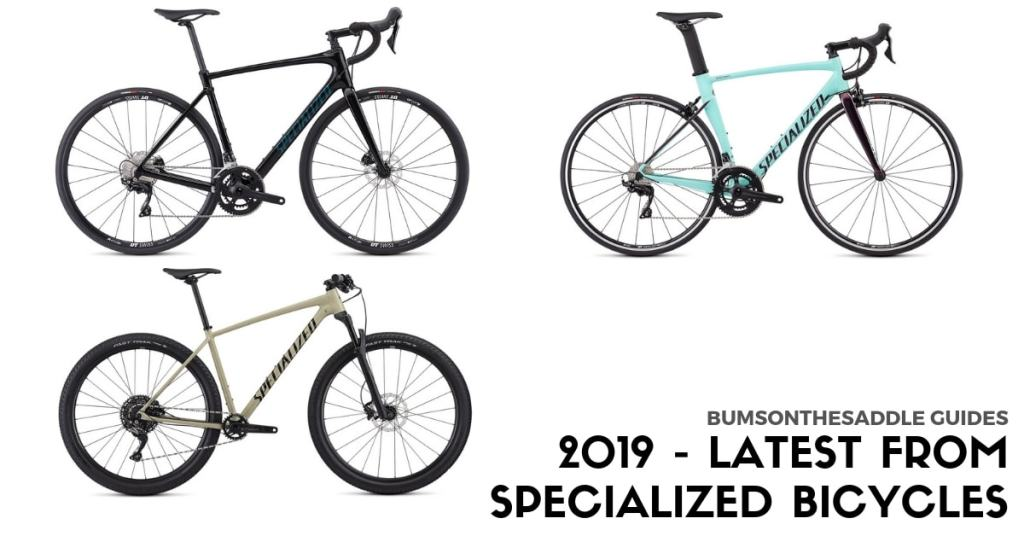 2019 Latest From Specialized Bicycles India   BUMSONTHESADDLE