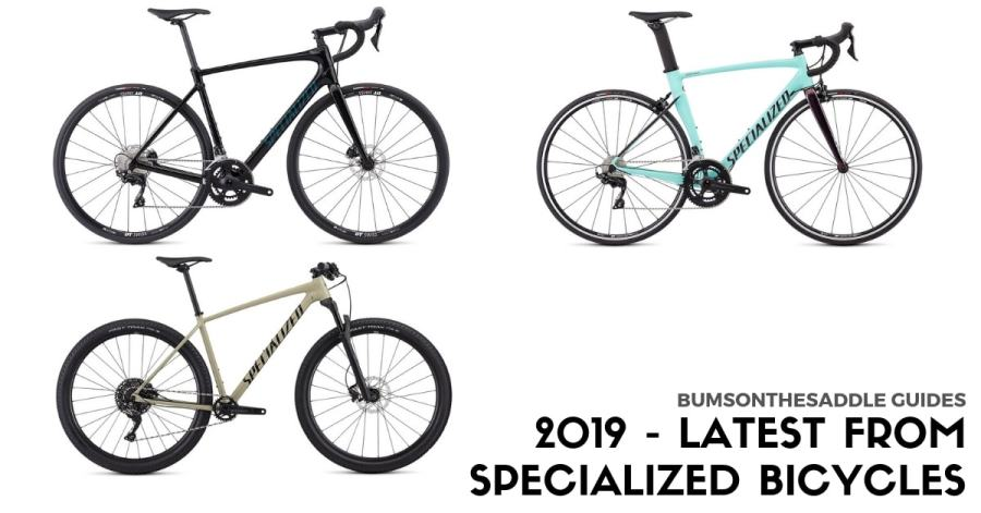 2019 Latest From Specialized Bicycles India | BUMSONTHESADDLE