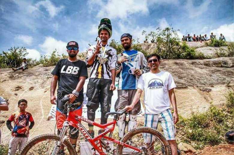 Soumya Chatterjee - bike mechanic at bumsonthesaddle