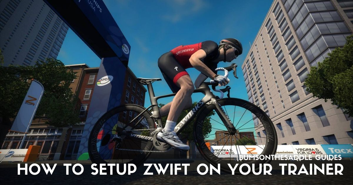 Beginners Guide to Setting up Zwift