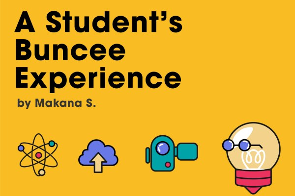 A Student's Buncee Experience