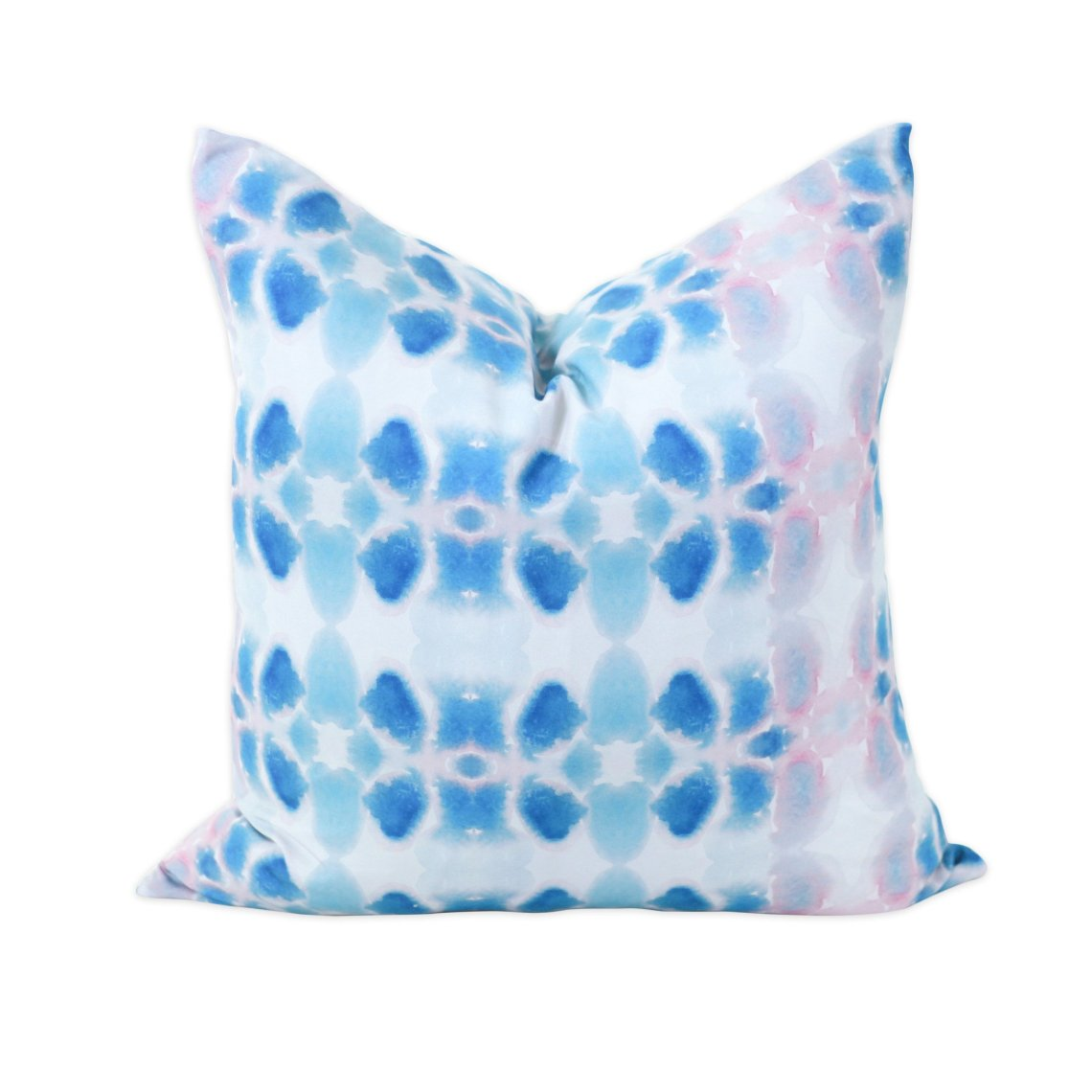 Passion Flower Modern Pillows