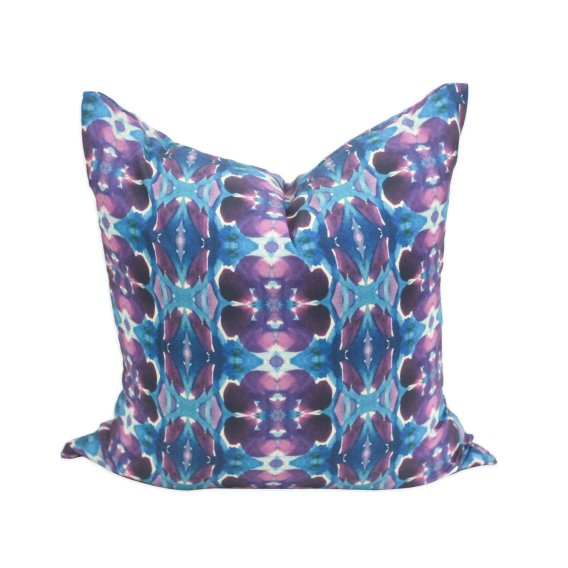 Flourite Modern Pillow