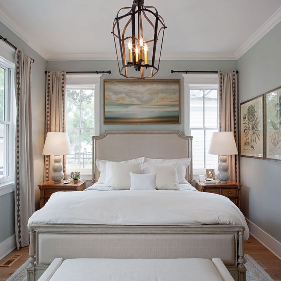 Modern Southern Bedroom