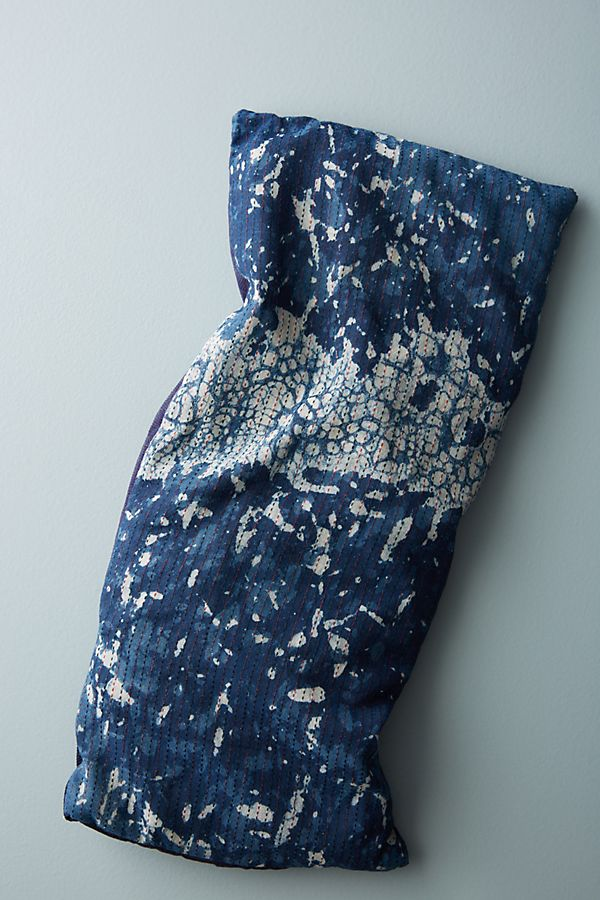 Lavender Spa Pillow in Indigo