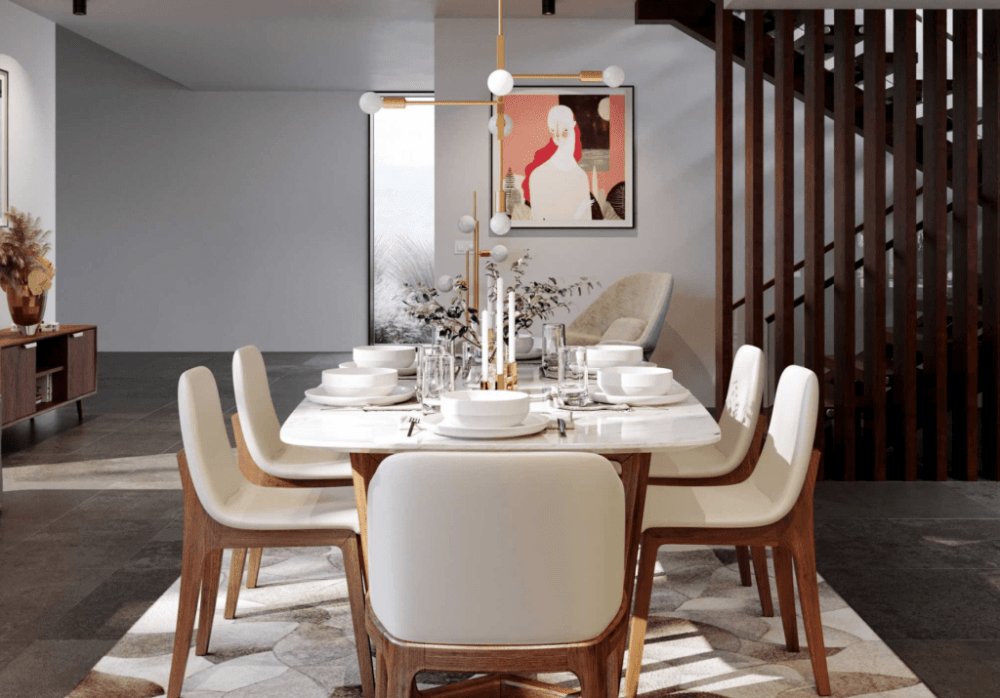 Five Modern Dining Tables