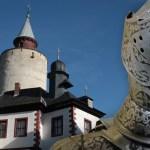 #Kinderburg: Wie schwer war die Ritterrüstung?