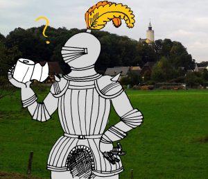 Was nutzten Ritter statt Klopapier? (Bild: Museum Burg Posterstein)