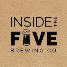 Inside the Five Brewing Co. logo