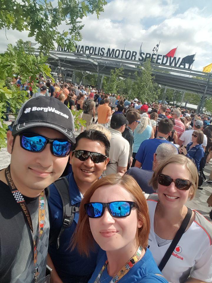 Speedway Fans