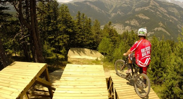 bike park vallnord