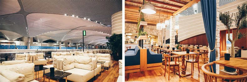 New Turkish Airlines lounges