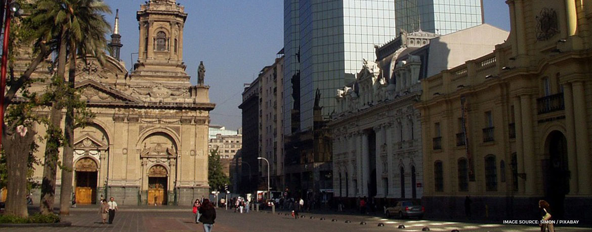 Santiago city guide Chile