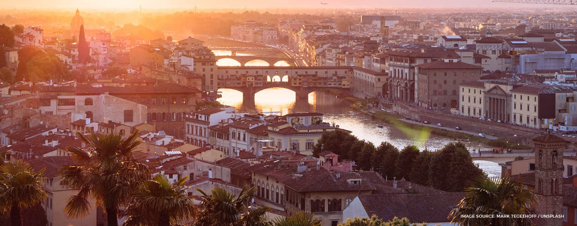 Florence city guide Italy