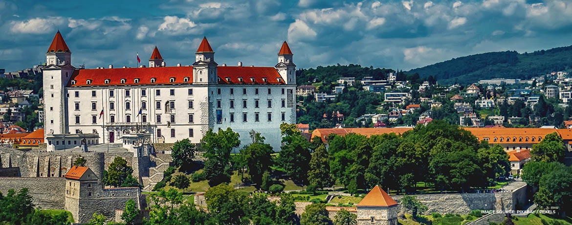 What to do in Bratislava Slovakia