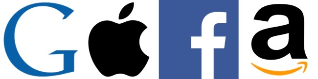 GAFA Google Apple Facebook Amazon and Next ?