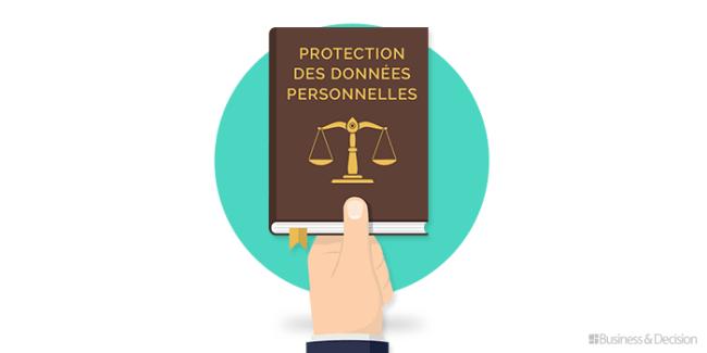 GDPR - Règlement sur la protection des données personnelles