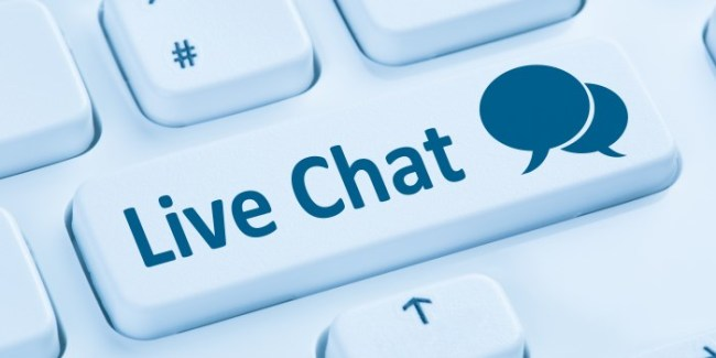 Chatbot, Live Chat