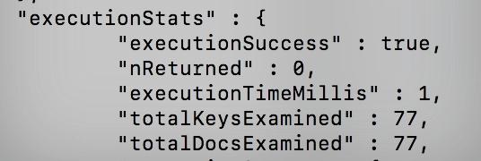 [Tutoriel] MongoDB : Indexation et performance - enron-trump-execution17