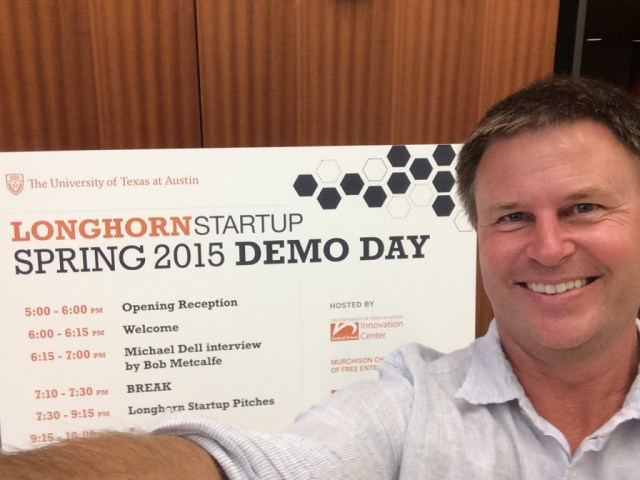 longhorn startup day