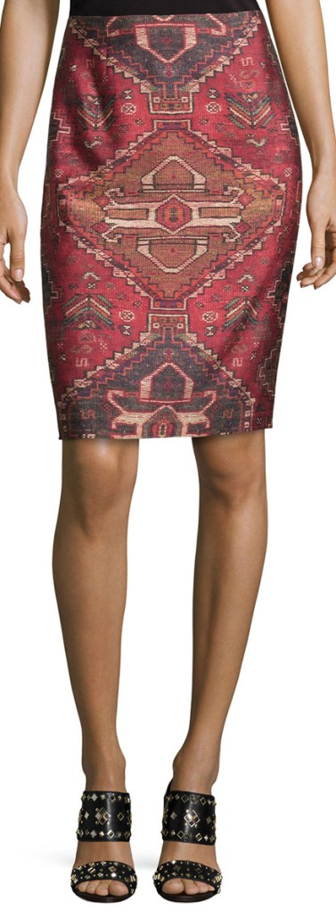Tory Burch Pencil Skirt