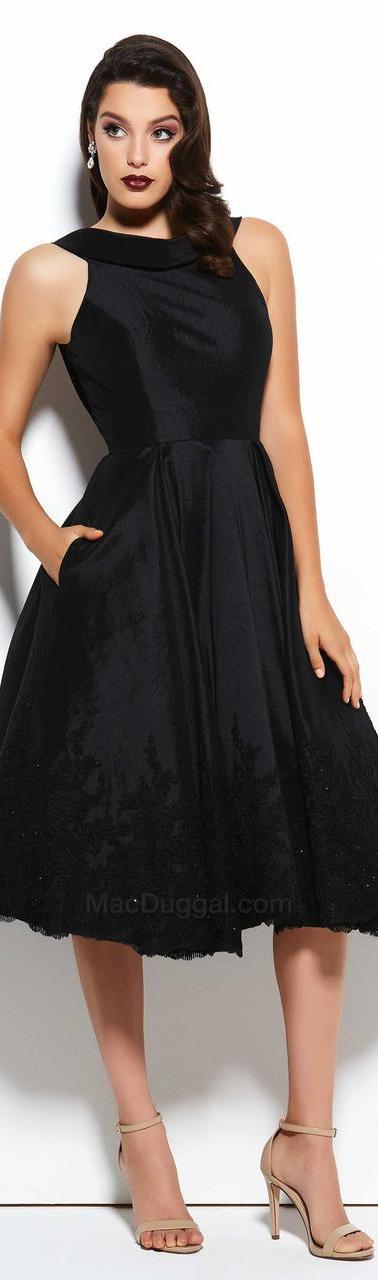 Mac Duggal Dress