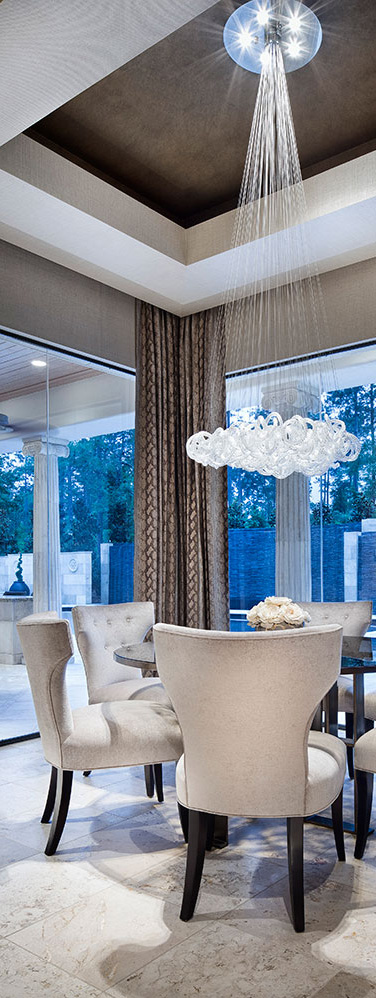 Jauregui Architects | Dining Room | Classic Transitional