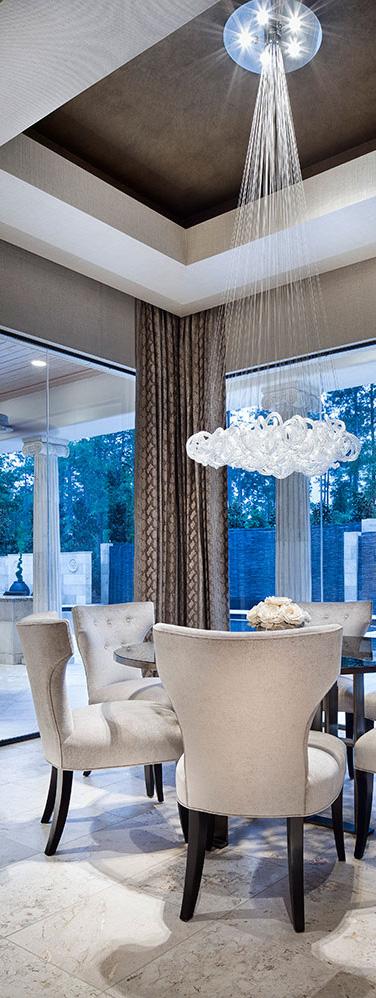 Jauregui Architects   Dining Room   Classic Transitional