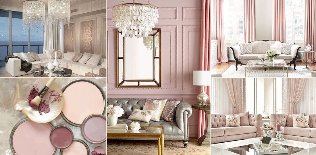 How to Decorate in the Modern Glam Style | Interior Design Styles