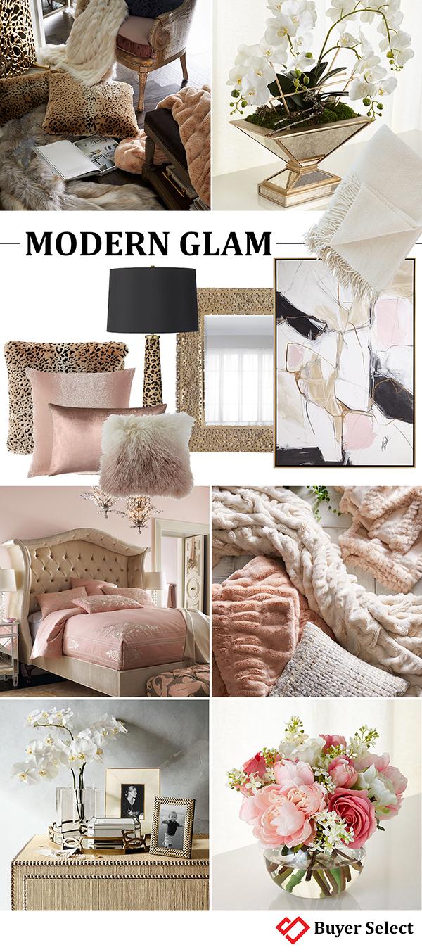 Modern Glam Design