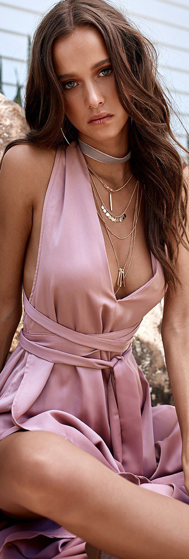 Benson Maxi Dress