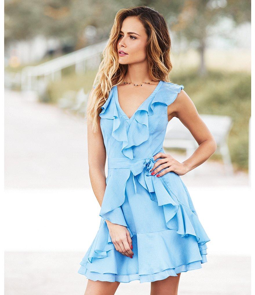 Powder Blue Gianni Binni Dress