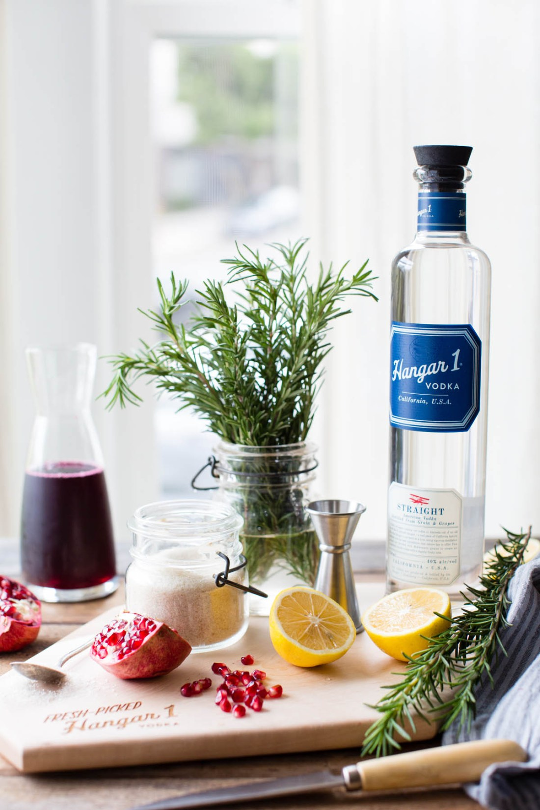 Herb Infused Cocktails