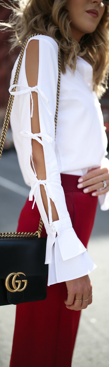 Street Style - Paris Fashion Week   30+ Summer Outfit Ideas   BuyerSelect.com