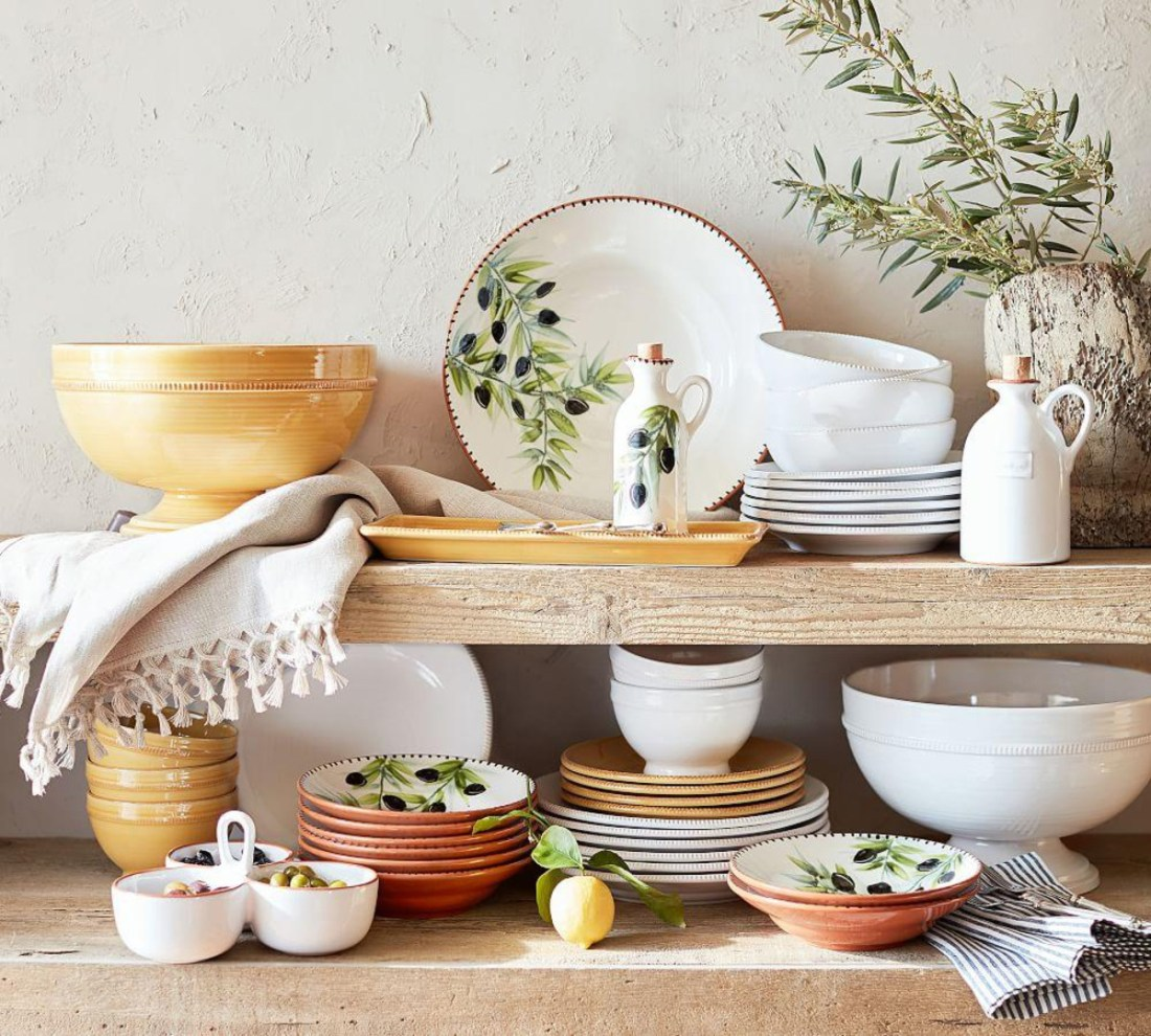 Country Rustic Dinnerware