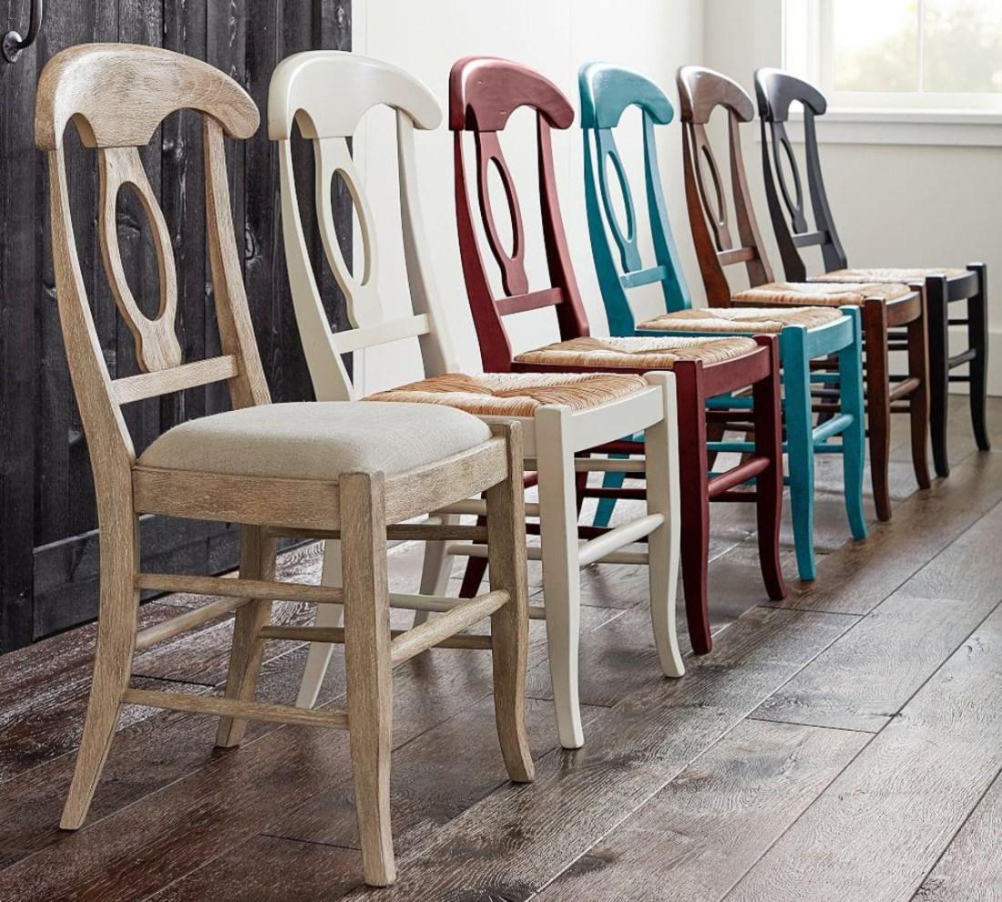 Rustic Farmhouse Chairs