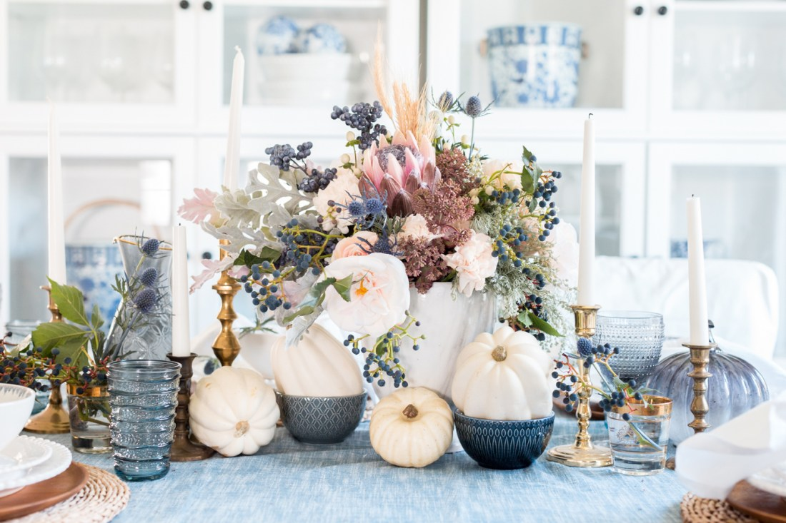 Fall Tablescapes | Fall Decorating Ideas