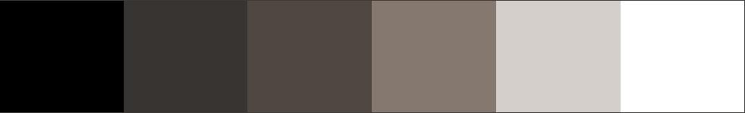 Interior Color Palette