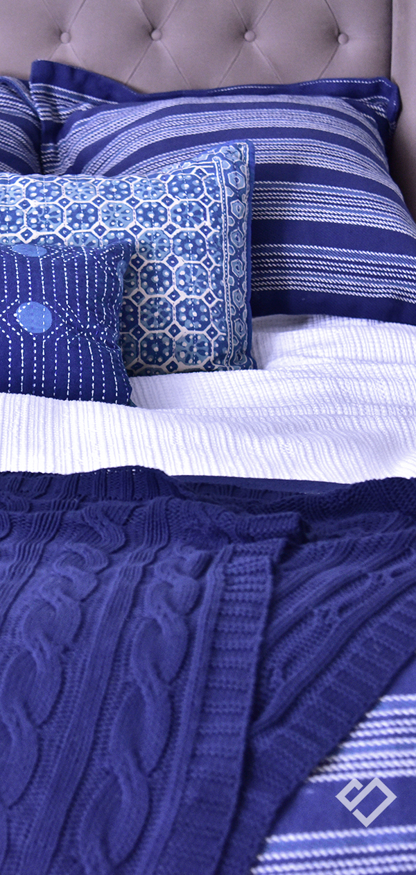 Coastal Bedding | Designed by Tracy Svendsen | Buyer Select Blog