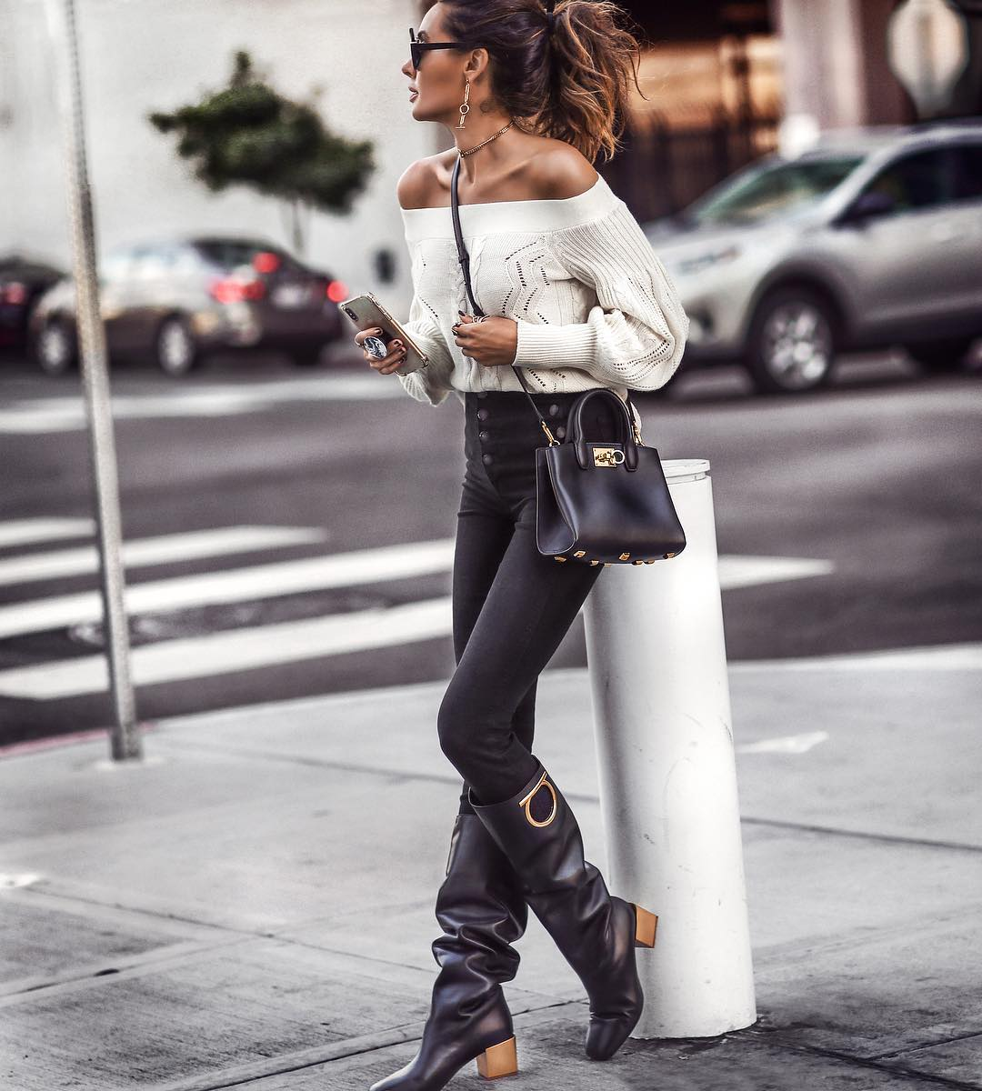 Fall Street Style | Fashioned Chic Blog