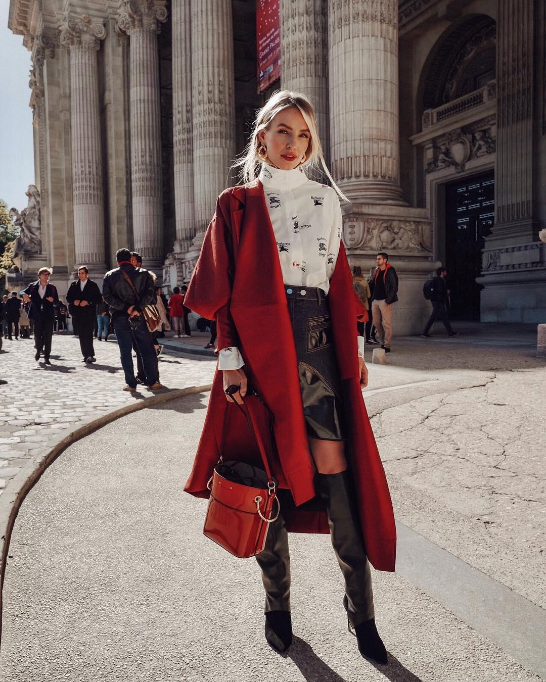 Fall Street Style | Leonie Hanne
