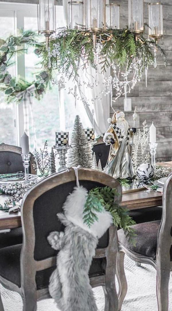 Rustic Christmas | House of 5 Blog