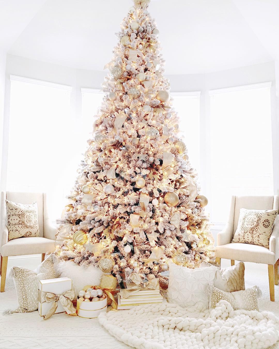 Beautiful Christmas Tree | My Texas House